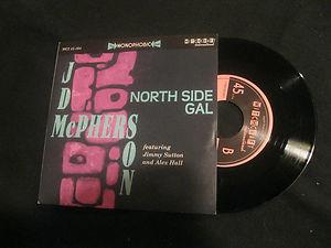 J.D. McPherson - North Side Gal