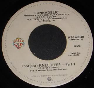 Funkadelic- (Not Just) Knee Deep