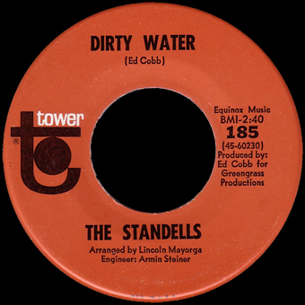 The Standells Dirty Water