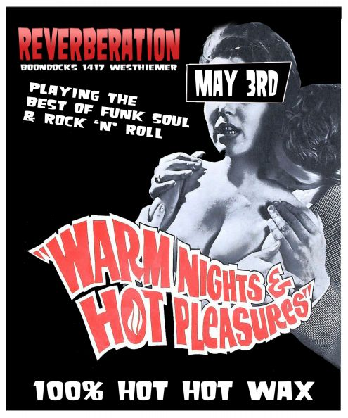Warm Nights and Hot Pleasures : 100% HOT HOT WAX